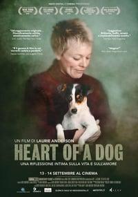 copertina film Heart+of+a+Dog 2015