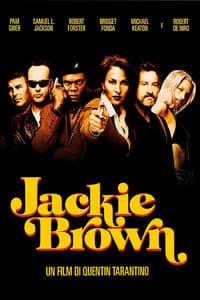 copertina film Jackie+Brown 1997