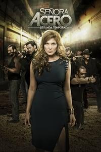 copertina serie tv Se%C3%B1ora+Acero 2014