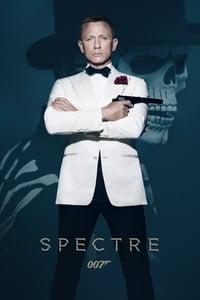 copertina film Spectre 2015