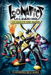 Loonatics Unleashed S01E08