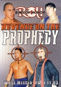 ROH Revenge On The Prophecy