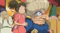 Director: <strong>Hayao Miyazaki</strong> | Writer: <strong>Hayao Miyazaki</strong> | Original Music Composer: <strong>Joe Hisaishi</strong> | Producer: <strong>Toshio Suzuki</strong> | Director of Photography: <strong>Atsushi Okui</strong> | Editor: <strong>Takeshi Seyama</strong> | Executive Producer: <strong>Yasuyoshi Tokuma</strong> | Production Design: <strong>Norobu Yoshida</strong> | Art Direction: <strong>Yōji Takeshige</strong> | Supervising Animator: <strong>Masashi Ando</strong> image