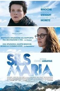 copertina film Sils+Maria 2014