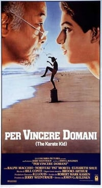 copertina film Karate+Kid+-+Per+vincere+domani 1984
