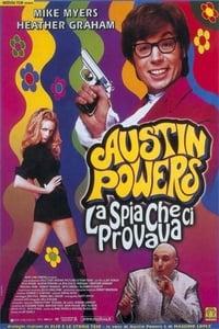 copertina film Austin+Powers+-+La+spia+che+ci+provava 1999