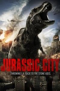 copertina film Jurassic+City 2015