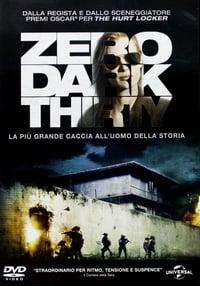 copertina film Zero+Dark+Thirty 2012