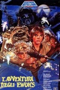 copertina film L%27avventura+degli+Ewoks 1984
