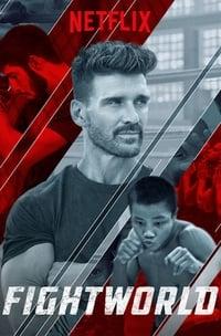 copertina serie tv FIGHTWORLD 2018