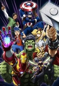 copertina serie tv Marvel%27s+Future+Avengers 2017
