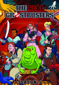 The Real Ghostbusters S05E09