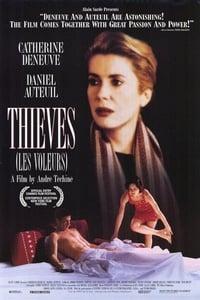 copertina film Les+voleurs 1996