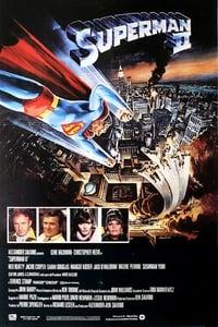 copertina film Superman+II 1980