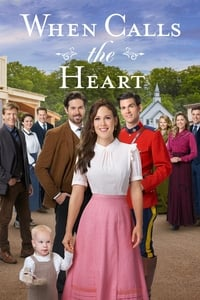 copertina serie tv When+Calls+the+Heart 2014