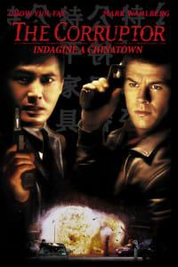 copertina film The+Corruptor+-+Indagine+a+Chinatown 1999