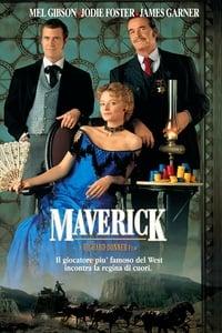 copertina film Maverick 1994