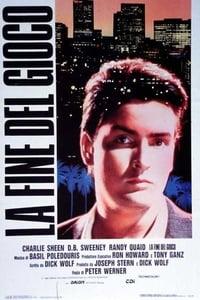 copertina film La+fine+del+gioco 1987