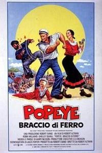 copertina film Popeye+-+Braccio+di+Ferro 1980