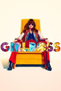 copertina serie tv Girlboss 2017