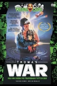 copertina film Troma%27s+War 1988