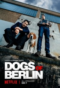 copertina serie tv Dogs+of+Berlin 2018
