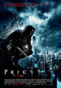 copertina film Priest 2011