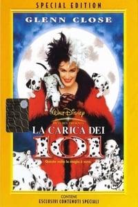 copertina film La+carica+dei+101+-+Questa+volta+la+magia+%C3%A8+vera 1996