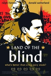 copertina film Land+of+the+Blind 2006