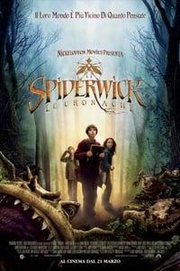 copertina film Spiderwick+-+Le+cronache 2008