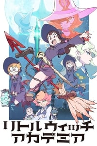 copertina serie tv Little+Witch+Academia 2017