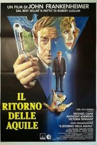 copertina film Il+ritorno+delle+aquile 1985