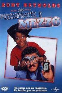 copertina film Un+piedipiatti+e+mezzo 1993