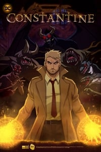 copertina serie tv Constantine%3A+Citt%C3%A0+di+Demoni. 2018