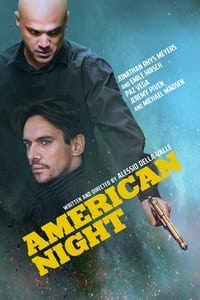 copertina film American+Night 2021
