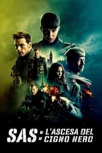 copertina film SAS%3A+L%27ascesa+del+Cigno+Nero 2021