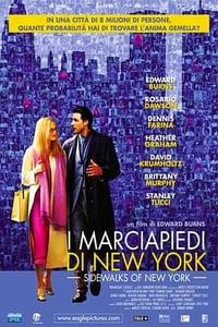 copertina film I+marciapiedi+di+New+York 2001
