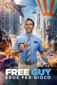copertina film Free+Guy+-+Eroe+per+gioco 2021