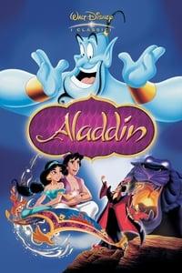 copertina film Aladdin 1992