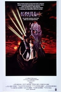 copertina film Krull 1983