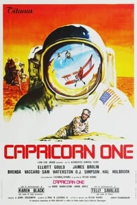 copertina film Capricorn+One 1977