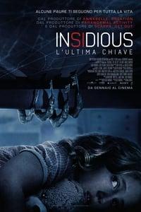 copertina film Insidious%3A+l%27ultima+chiave 2018