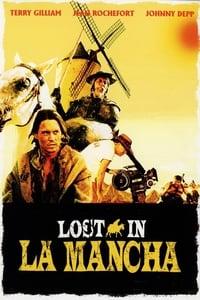 copertina film Lost+in+La+Mancha 2002