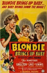 Blondie Brings Up Baby