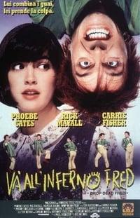 copertina film Va%27+all%27inferno+Fred 1991