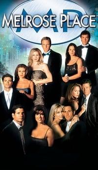 copertina serie tv Melrose+Place 1992