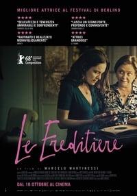 copertina film Le+ereditiere 2018