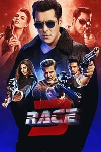 copertina film Race+3 2018