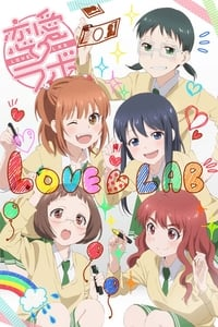 copertina serie tv Love+Lab 2013