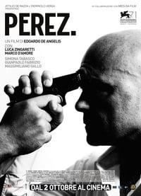 copertina film Perez. 2014